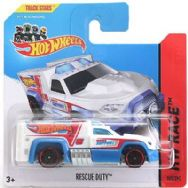 Hot Wheels 105/250 - Rescue Duty Diecast Car - HW Race